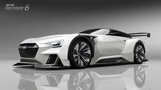 Vision Gran Turismo es un proyecto revolucionario diseñado para  amantes de los coches de todo el mundo. El coche pro...