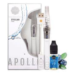 "Neue E-Zigaretten, Shisha und Zubehör  ""eShisha Club Stellar | Apollo | Blau | Starter Kit 1 | Blaubeere | Wiederaufladbare E-Zigarette | E-Liquid Nachfüllbarer Vapourstift | E-Shisha | 800 Zug Elektronischer Shishastift | Nachfüllbare Elektronische Zigarette | Nikotinfrei | Ohne Tabak | Beinhaltet : 1 x 10ml Stellar Juice E-Liquid"" jetzt hier kaufen:    •••► http://elektro-zigarette-kaufen.billig-onlineshoppen.com/ ◄•••  #EZigarette  #E_Shisha #Shisha_"