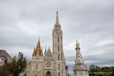 Matthias Church- Castle Hill, Budapest