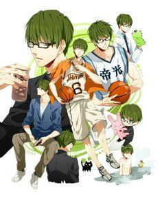 Midorima Shintarou | Kuroko No Basket
