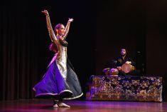 Didaar - A meeting of #Kathak and #Persian #dance and rhythm دیدار - کاتاک با رقص و ریتم ملی ایران - by Lise Moulet and Fakhroddin Ghaffari