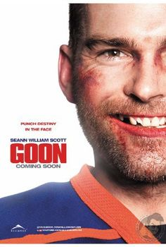 Watch Online Free Goon Full Movie.The movie depicts exceedingly nice but somewhat dimwitted bouncer Doug Glatt who becomes the enforcer for a minor league ice hockey team, beating the crap out of e…