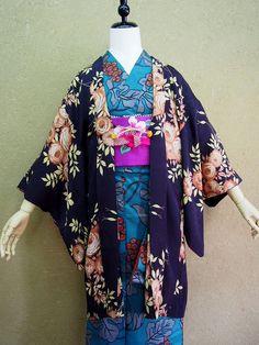 アンティーク着物・帯を中心とした着物セレクトショップ 和装小物の販売