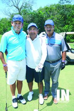 Rogerio Ruiz Ramírez, Miguel Ángel Guardado y Fransisco Villa Toro.