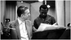 Gil Evans and Miles Davis