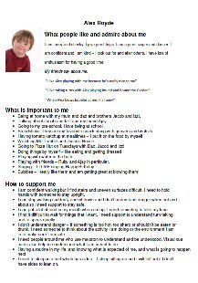 Alex' one-page profile. Read it in full here: http://onepageprofiles.files.wordpress.com/2013/11/113-alexs-one-page-profile-from-marianne-selby-boothroyd.pdf