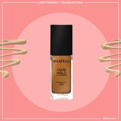 Lightweigt foundation favorite = Smashbox Liquid Halo HD Foundation