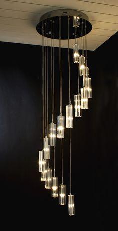 Trend Lighting Corp. Spirale 16 Light Crafted Chandelier | AllModern
