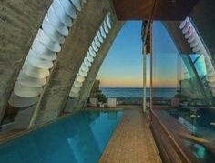 Real Estate Report: Oceanfront Lautner Paradise in Malibu, Impeccably Restored, Yours for $22M | California Home + Design