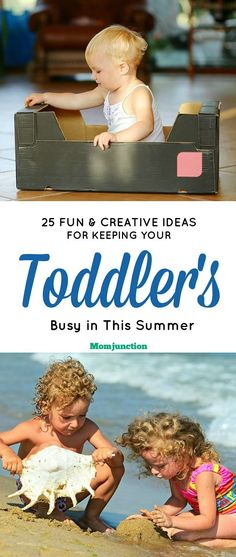 Summer Activities for Toddlers:Here, we list 25 of the most fun and entertaining activities that will be perfect for your #Toddlers