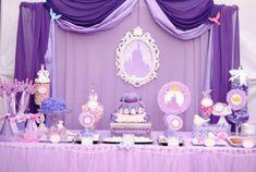 Ideas para Fiesta de Princesita Sofia - Tutus para Fiestas Mexico - Disfrases personalizados y moños