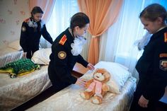 What Does Russia's First All-Girls Military School Really Mean?