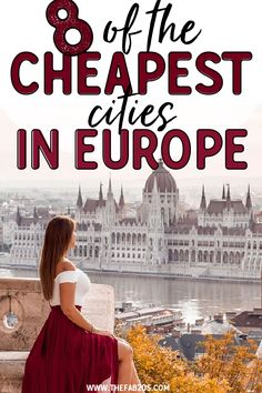 Cheap European Cities, Cities In Europe, Travel Europe, Solo Travel Groups, Germany Castles, Grand Bazaar, Beautiful Streets, Get Outdoors, South America Travel