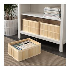 BRANKIS Cesta - 36x27x13 cm - IKEA