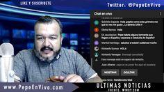 """TORMENTA """"NATE"""" ALERTA MÉXICO Y COSTA RICA   Pepe En Vivo"""