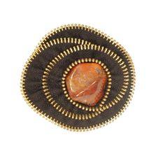 zip brooch from placart