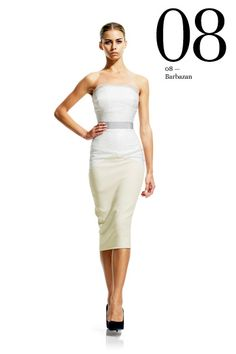 Victoria Beckham dress.    Yes, I'll take 2, please (one in black)!
