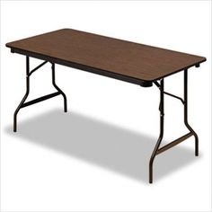 Maywood Furniture Standard Series Gathering Table Edge: Channel Aluminum  Edge (CAE) | Products