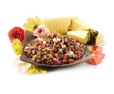 Pineapple Kona Pop Herbal Tea - Journey to paradise as you sink your toes into the warm, white sand beaches of Hawaii with each tantalizingly tropical cup. An oasis awaits your senses as fresh grown pineapple & crisp white apple pieces meeting fragrant marigold, orange & mallow blossoms giving this vacation blend a tartly smooth 'aloha' inspired finish. Pineapple and citrus infusion with light floral undertones