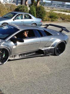 Lamborghini Murcielago by Liberty Walks