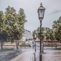 Aurajoki. Aura river. Turku.  #turku #aurajoki