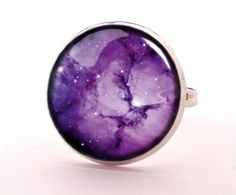NEBULA Ring, Jewellery, 0120RS from EgginEgg by DaWanda.com