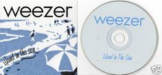 WEEZER Island In The Sun 2001 USA RARE RADIO DJ PROMO CD SINGLE INTR-10465-2 | eBay