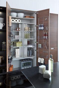 1000 images about kitchen unit ideas on pinterest for Kitchen tall unit design