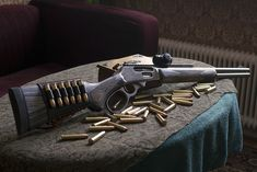 Marlin 1895 lever action rifle