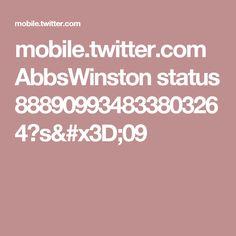 mobile.twitter.com AbbsWinston status 888909934833803264?s=09