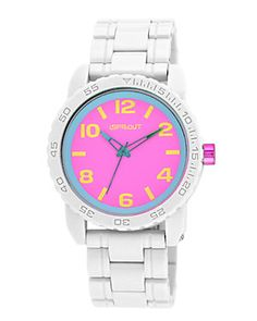 Sprout Watches Unisex Resin Watch
