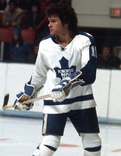 Jim McKenny is the third Leafs Legend that will be on the bench coaching
