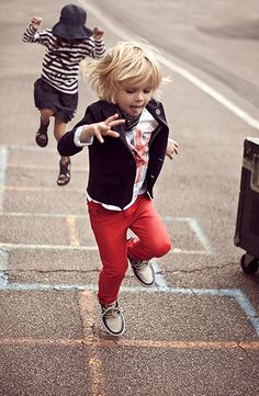 IKKS SS12: great style for little boys