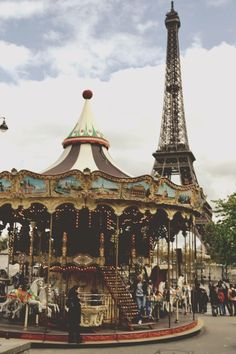 I'm going to Paris the summer after I graduate high school. No matter what lol