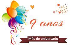 SEMPRE ROMÂNTICA!!: Mês de Aniversário do Sempre Romântica - Nove Anos...