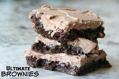 Bar #100: Ultimate Brownies   Mix and Match Mama