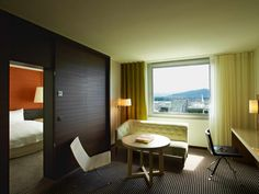 Relax in a fully equipped and comfortable suite with a panoramic view of mont blanc and a separate living. High speed internet access working desk, safe and all amenities of a 5 star hotel establish this as the perfect solution for family or business traveller