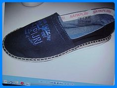Napapijri Selma 039-N60 Damen Espadrilles (39, Blue Graphite) - Espadrilles für frauen (*Partner-Link) Espadrilles, Partner, Link, Blue, Shopping, Shoes, Color, Fashion, Woman