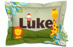 Jungle Fever Cushion - Personalised