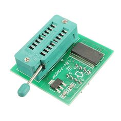 Integrated Circuits Free Shipping 5pcs 1.8v Conversion Base Spi Flash Dip8 Sop8 Conversion Flat Board Mx25 W25 1.8v Adapter Plate Cheapest Price From Our Site