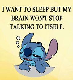 Stitch brain!