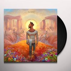Check out Jon Bellion HUMAN CONDITION Vinyl Record on @Merchbar.