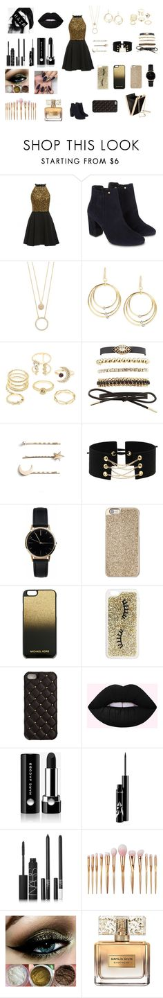 """Untitled #43"" by mid-night-moon-light ❤ liked on Polyvore featuring Monsoon, Kate Spade, Charlotte Russe, Tasha, Freedom To Exist, Michael Kors, MICHAEL Michael Kors, Miss Selfridge, 2Me Style and Marc Jacobs"