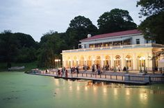 Prospect Park Boathouse in New York, Photo: Oh, Darling!