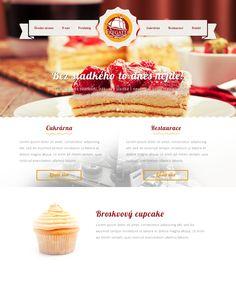 Design - Cukrárna Fregatta