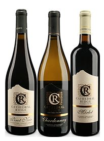 Cathedral Ridge Winery in Hood River, Oregon wins several awards in Portland show.