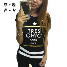 >> Click to Buy << FY 2017 Women Tshirt Letter Fashion New Style Regular Fashion Sexy Harajuku Unicorn T-Shirt Plus Size Summer T-Shirts #Affiliate