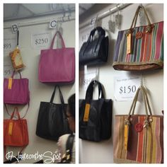 Style: Report on the Tory Burch Sample Sale by Haute on the Spot Blog: Your Little Black Book of Bargains
