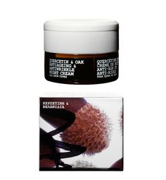 night cream, Quercetin  Oak by Korres....love love