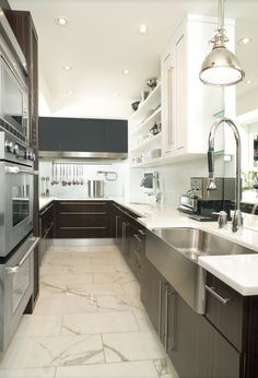 10 The Best Images About Design Galley Kitchen Ideas Amazing Awesome Designer Galley Kitchens Decorating Design